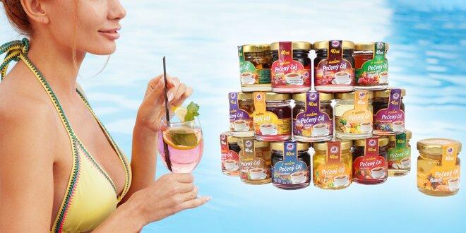 Vyskúšajte letné chute pečených čajov!