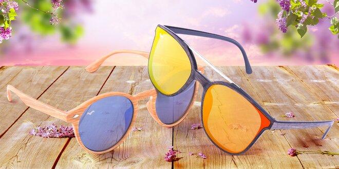 Unisex slnečné okuliare od českej značky Kašmir