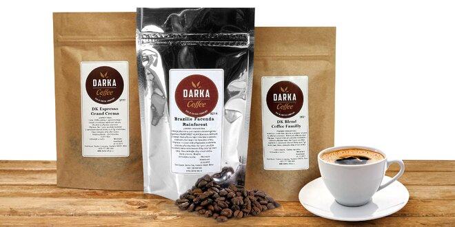 Výber tých najlepších káv z Latinskej Ameriky
