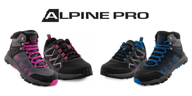 Kvalitná outdoorová obuv od Alpine Pro
