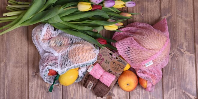 Ekosáčky a pokrývky TUTO vyrobené na Slovensku