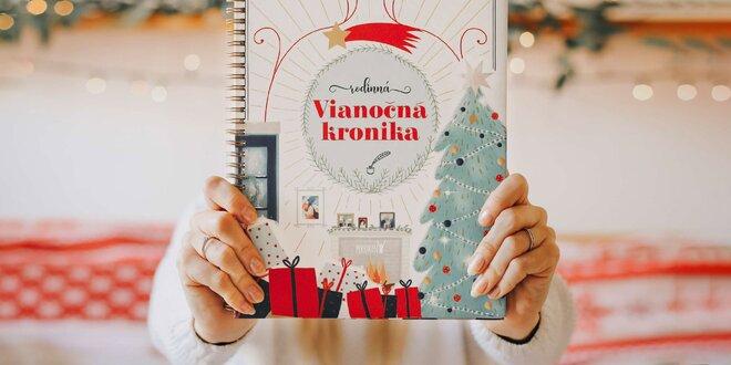 Vianočná rodinná kronika na 20 rokov spomienok