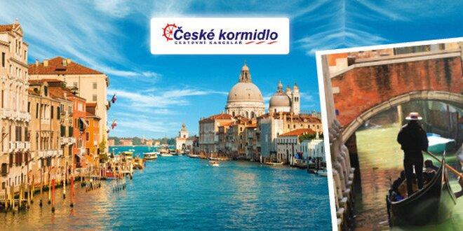 Výlet do romantických Benátok