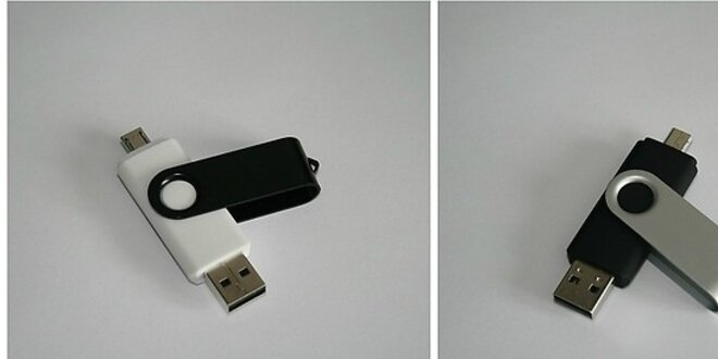 e5a528176d 4 GB USB kľúč double port PC smartPhone