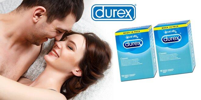 Durex: kondómy, lubrikačné gély a mini vibrátory