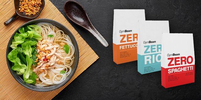 BIO konjaková nízkokalorická ryža a cestoviny