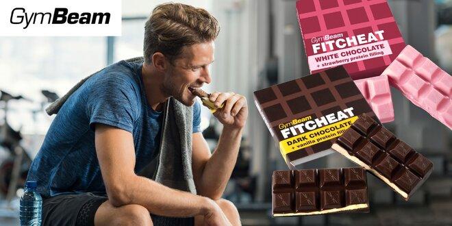 Maškrtenie bez výčitiek: proteínové čokolády - 3 druhy
