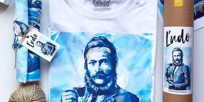 Vzbuďte pozornosť originálnymi tričkami Scrawl