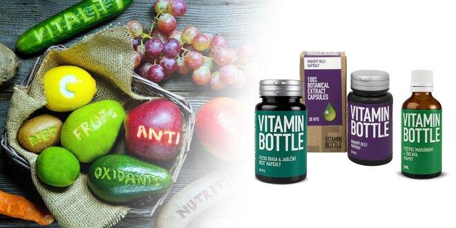 Prírodné doplnky stravy: kapsule či olejové kvapky