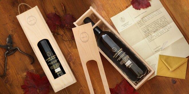 Darčekové balenia vín či sadenie vlastného viniča