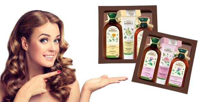 Darčekové kazety pre krásu vašich vlasov