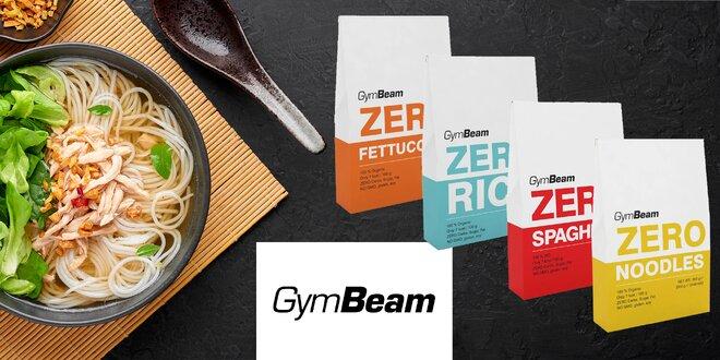 BIO konjaková nízkokalorická ryža a cestoviny od GymBeam