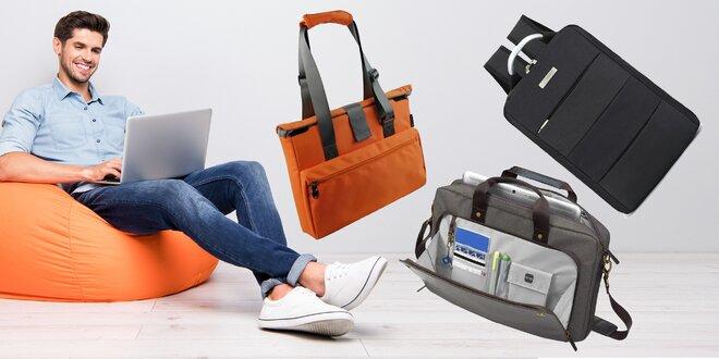 Praktické ochranné tašky, puzdro i batoh na notebook