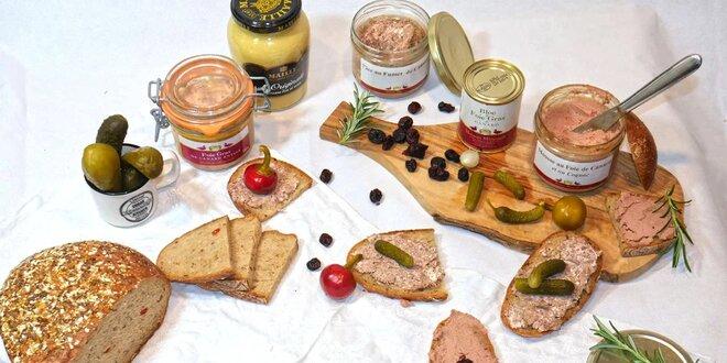 Vyhlásené francúzske delikatesy s kačacím mäsom