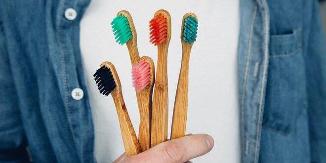 Eko bambusové zubné kefky, dezinfkecia na ruky i mydlo