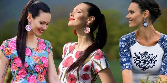 Nápadité dámske oblečenie od slovenskej značky LucLac
