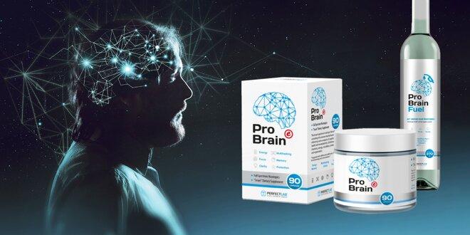 Skvelé doplnky stravy Pro Brain na pamäť a sústredenie