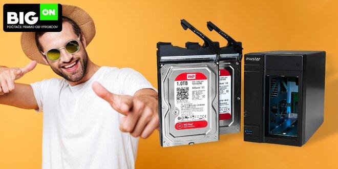 Dáta v bezpečí: domáci server alebo externý HDD či SSD