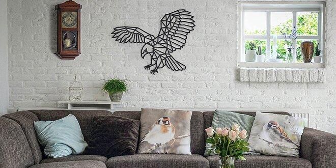 Oživte interiér s dizajnovými drevenými puzzlami