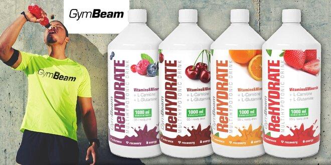 Iontový nápoj ReHydrate: 7 ovocných príchutí