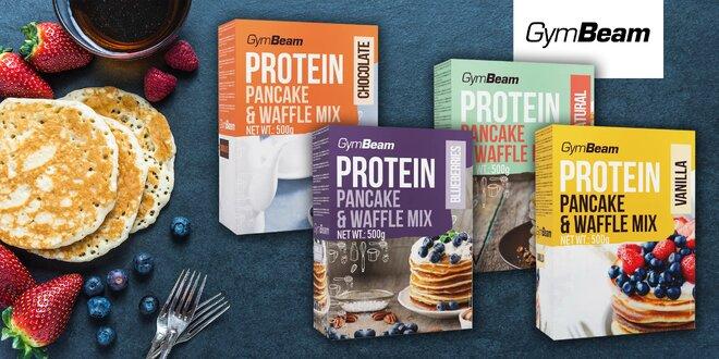 Zdravé a chutné raňajky: kaša, granola aj palacinky