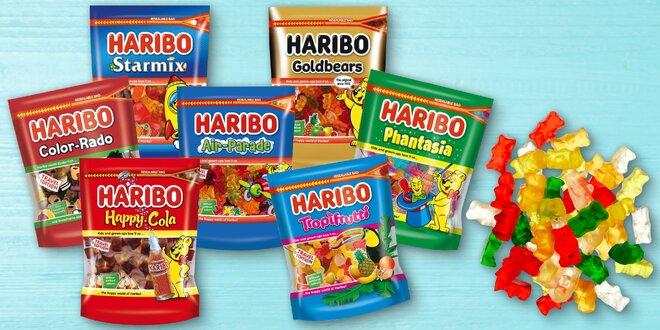 Veľké balenie HARIBO cukríkov