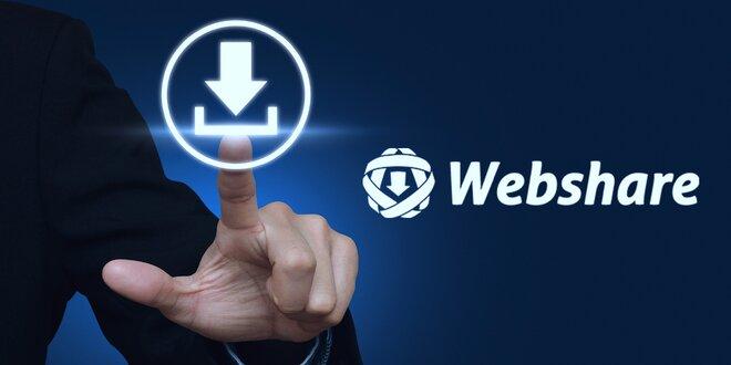 Neobmedzené sťahovanie z Webshare.cz na 18–36 mesiacov