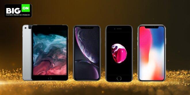 Repasované telefóny iPhone alebo tablet iPad Mini
