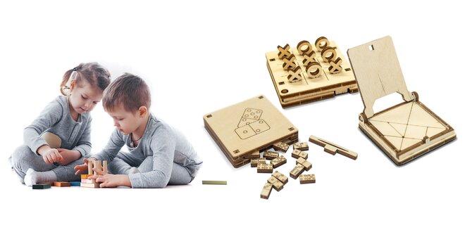 Balíčky vreckových minihier a hlavolamov