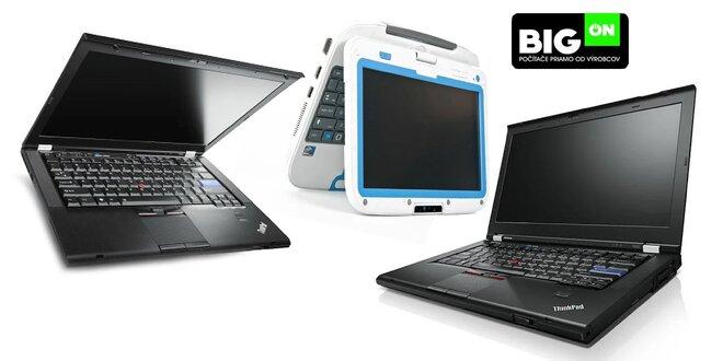 Repasované notebooky a počítače za skvelé ceny!