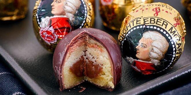 Obľúbené Mozartove gule v sáčku aj krabičke