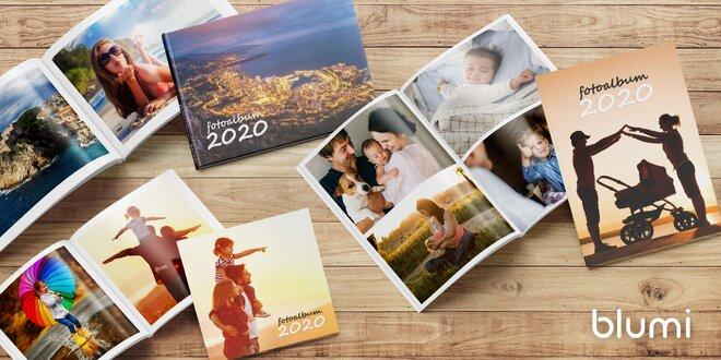 Fotoknihy v tvrdej väzbe pre vaše najkrajšie spomienky