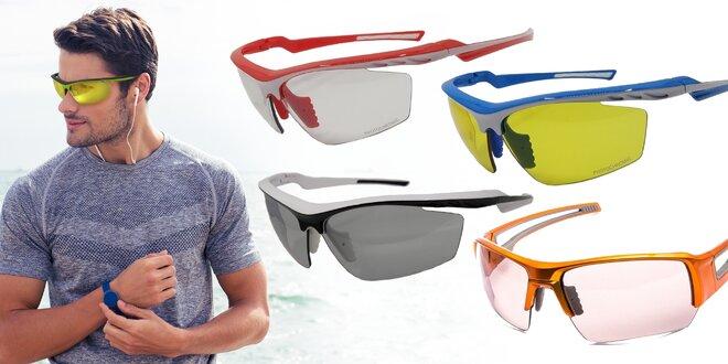 Športové okuliare Victory so samostmavovacími sklami
