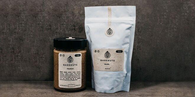 Mandľové alebo kešu balíčky pochúťok od Barenuts