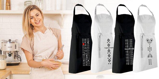Varte s láskou a kuchynskou zásterou #naseslovenske