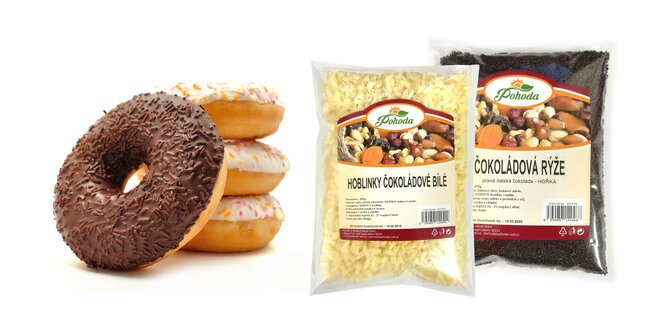 Ozdobte sviatočné torty, zákusky i cukrovinky