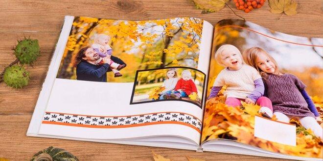 Spomienky v tej najkrajšej podobe: 28-stranové fotoknihy