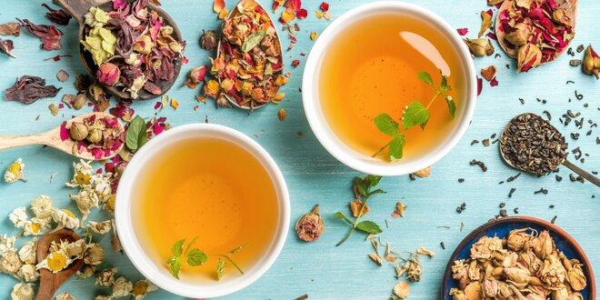 Čaje Organis: harmanček aj medovka a ďalšie bylinky