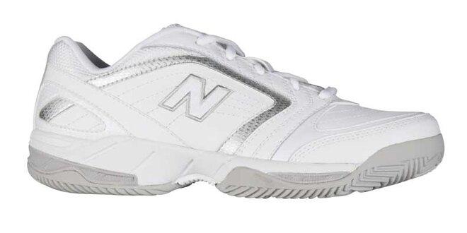 Dámska športová kožená obuv na tenis New Balance