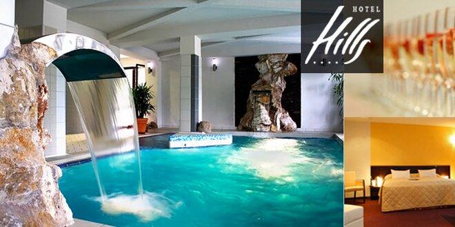 Dovolenka v Hoteli Hills**** vo Vysokých Tatrách