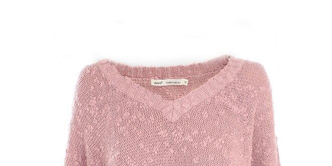 Dámsky ružový svetrík Next