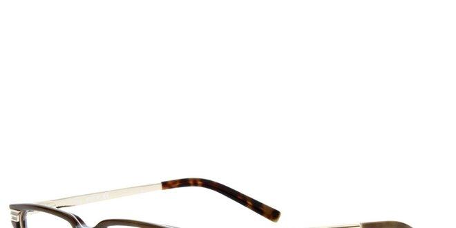 Pánske hnedé retro okuliare Replay  f7eb6685f01