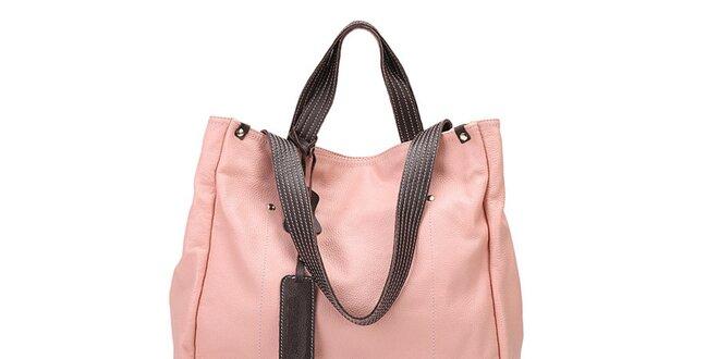 Dámska ružová kabelka Belle   Bloom  91ad3c1ba4e