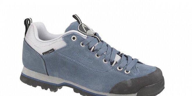 Pánska svetlo modrá nízka trekingová obuv Head  693a68d82f1