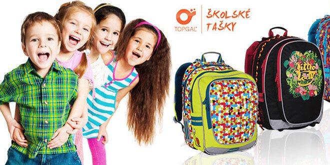 06411322c6 Školské tašky pre chlapcov i dievčatá