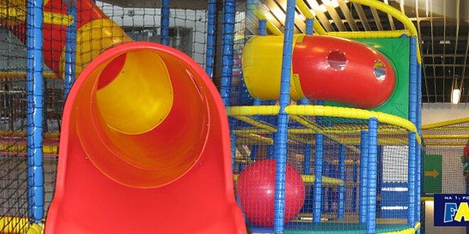 2-hodinový vstup pre deti do FAN PARK v Avion Shopping Park