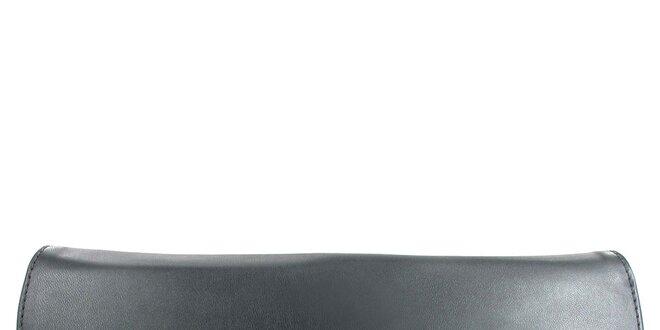 876db42ef56f Dámska čierna listová kabelka Menbur