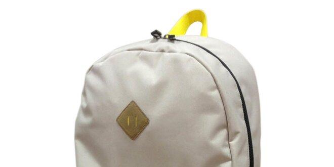 Svetlo béžový ruksak Dunlop