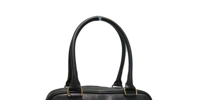 Dámska čierna kabelka s motívom New York City Kothai  0d1e0cbeb09