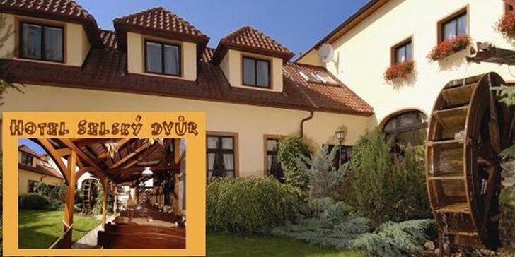 118 EUR za trojdňový pobyt pre DVOCH v romantickom Selskom dvore v Prahe! Dovolenka v zeleni, pritom nadosah historickému centru aj ďalším pamiatkam so zľavou 50%.